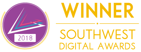 South West Digital Awards Winner