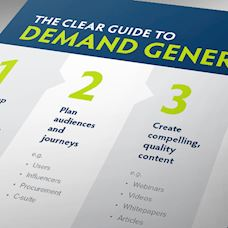 Demand generation – made clear