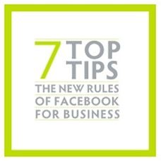 7 top tips for businesses on the new rules of Facebook